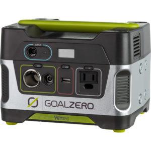 quiet solar generator goal zero