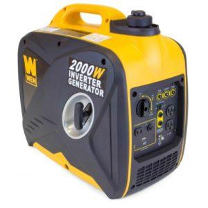 small quiet generator