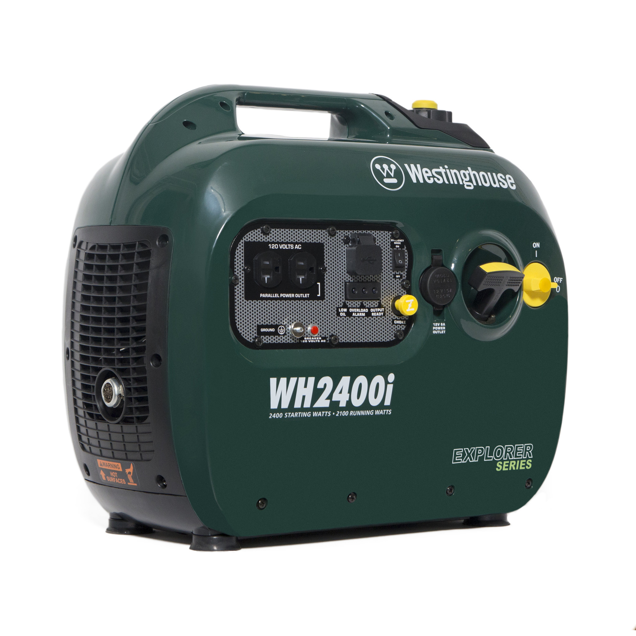 Westinghouse WH2400i 2400 WATTS Silent Generator